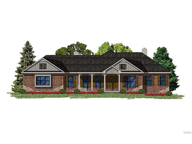 9906 Grandview Forest Court, Sunset Hills, MO 63127 (#17030168) :: The Becky O'Neill Power Home Selling Team