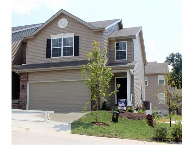 13101 Tesson Spring Drive #40, Mehlville, MO 63128 (#17040899) :: The Becky O'Neill Power Home Selling Team