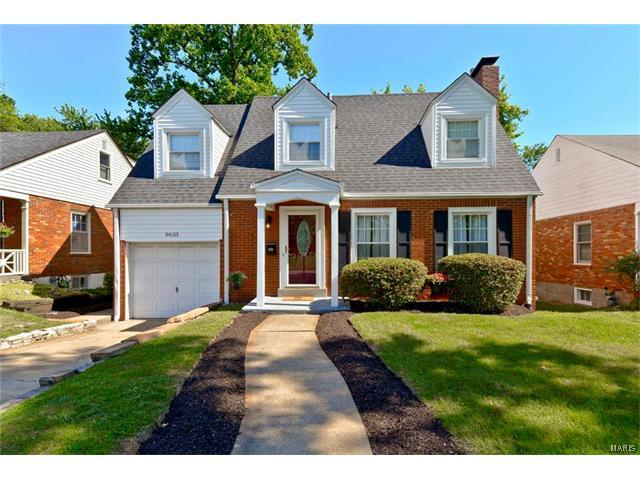 8633 Rosalie Avenue, Brentwood, MO 63144 (#17045696) :: RE/MAX Vision