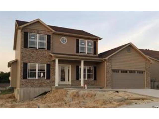 0 Hawks Pointe Redwood Model, Hillsboro, MO 63050 (#17047137) :: Walker Real Estate Team
