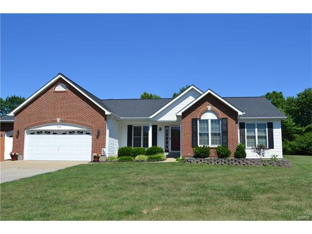 725 Summit Park, Pacific, MO 63069 (#17047802) :: RE/MAX Vision