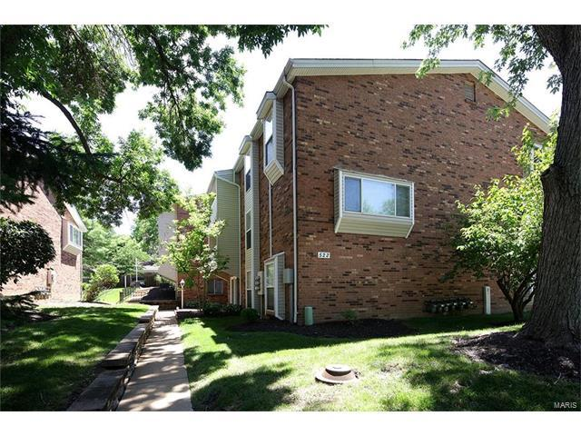 522 Nirk Avenue F, Kirkwood, MO 63122 (#17048297) :: Johnson Realty
