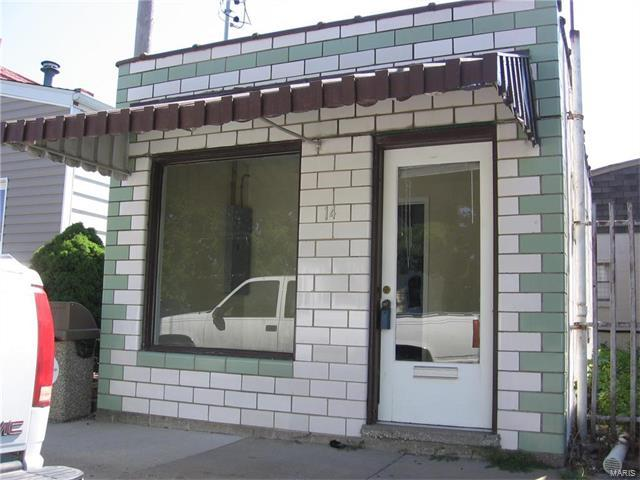 14 S Main Street, TRENTON, IL 62293 (#17050722) :: Sue Martin Team