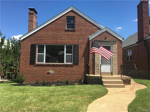 5537 Mardel Avenue, St Louis, MO 63109 (#17051340) :: RE/MAX Vision