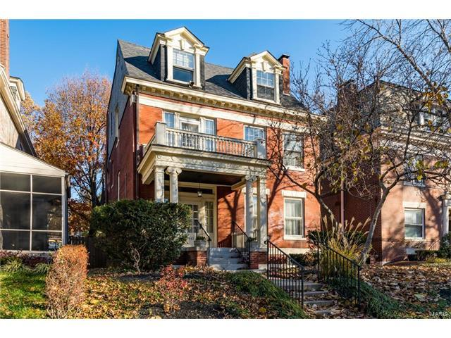4643 Pershing Place, St Louis, MO 63108 (#17054823) :: Clarity Street Realty