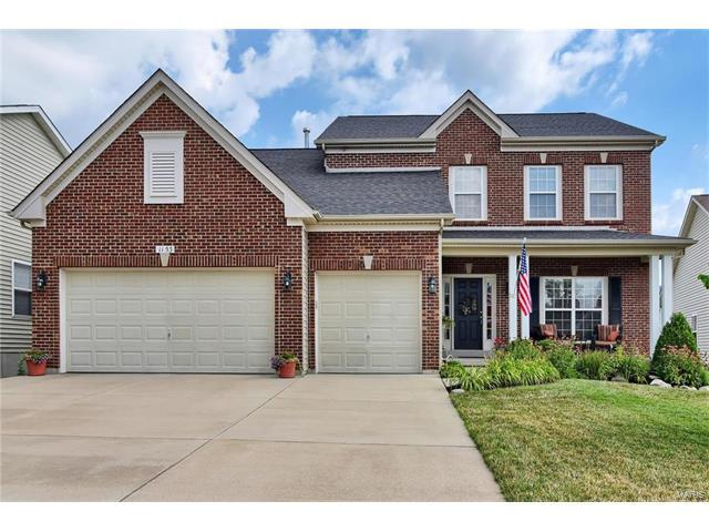 1153 Hawkins Bend Place, Fenton, MO 63026 (#17057271) :: The Becky O'Neill Power Home Selling Team