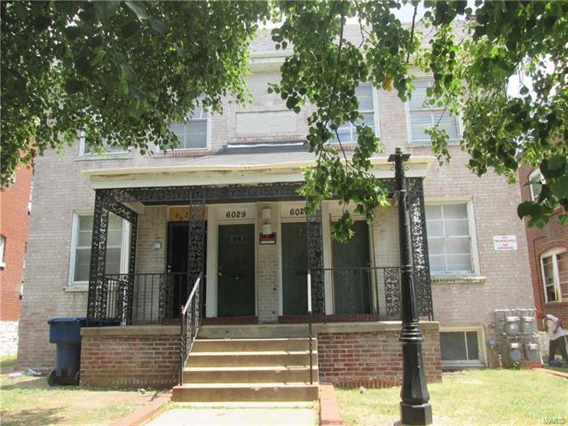 6027 W Florissant Avenue, St Louis, MO 63136 (#17058284) :: Clarity Street Realty