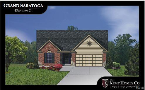 0 Grand Saratoga-Terraces @ Rp, Lake St Louis, MO 63367 (#17059719) :: The Kathy Helbig Group