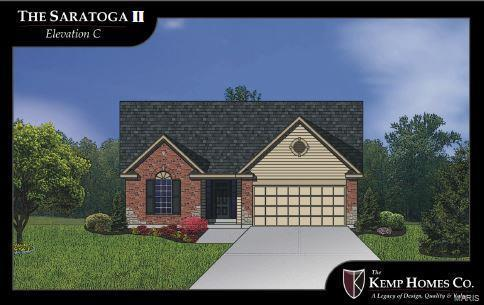 0 Saratogaii-Ridgepointe Terrace, Lake St Louis, MO 63367 (#17059856) :: The Kathy Helbig Group