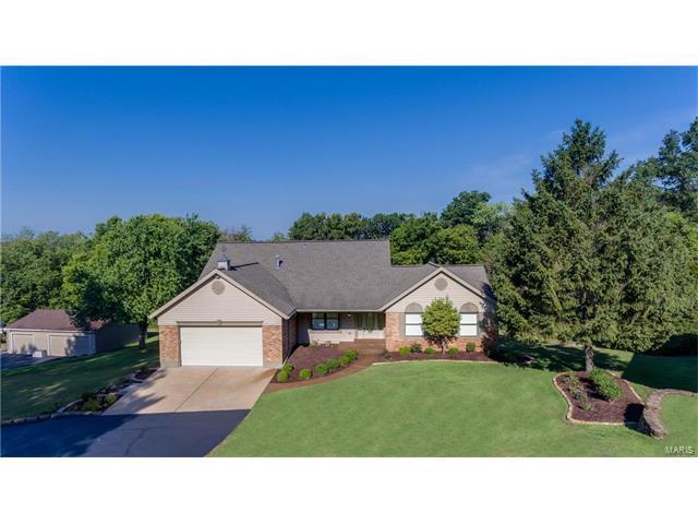 9925 Kimker Lane, Sunset Hills, MO 63127 (#17059972) :: The Becky O'Neill Power Home Selling Team