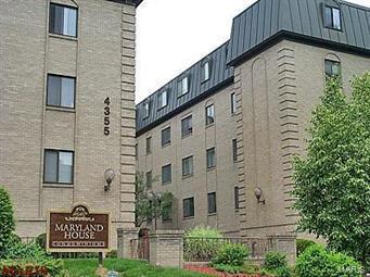4355 Maryland Avenue #433, St Louis, MO 63108 (#17061118) :: Kelly Hager Group   TdD Premier Real Estate