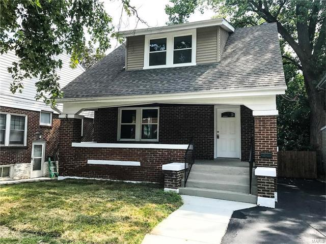 2324 Bellevue Avenue, Maplewood, MO 63143 (#17063639) :: Clarity Street Realty