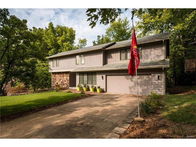 881 Meadowview Lane, Columbia, IL 62236 (#17063860) :: Sue Martin Team