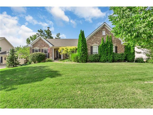 1406 Lucerne, Weldon Spring, MO 63304 (#17064210) :: The Kathy Helbig Group