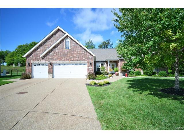 6 Expedition Court, Dardenne Prairie, MO 63368 (#17064780) :: The Kathy Helbig Group