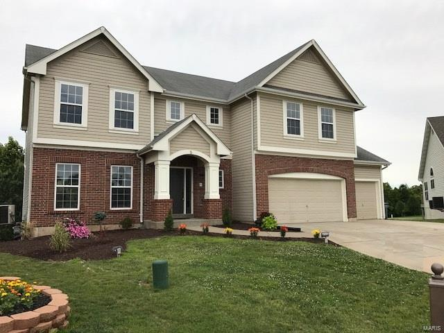 5 Spring Orchard Court, O Fallon, MO 63368 (#17066861) :: Kelly Hager Group   Keller Williams Realty Chesterfield