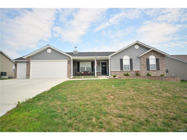 249 Rockport Drive, Troy, MO 63379 (#17066911) :: Holden Realty Group - RE/MAX Preferred