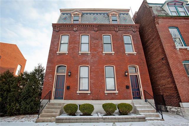 2240 Shenandoah Avenue, St Louis, MO 63104 (#17069217) :: Sue Martin Team