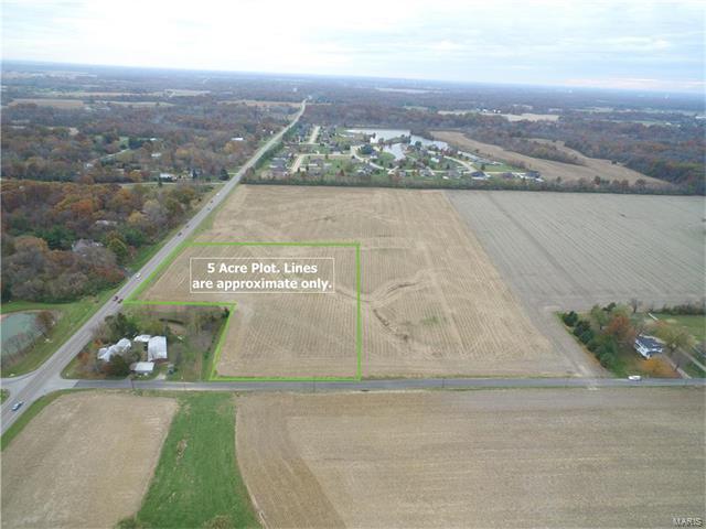 0 Troy O'fallon Road, Troy, IL 62294 (#17069935) :: Fusion Realty, LLC
