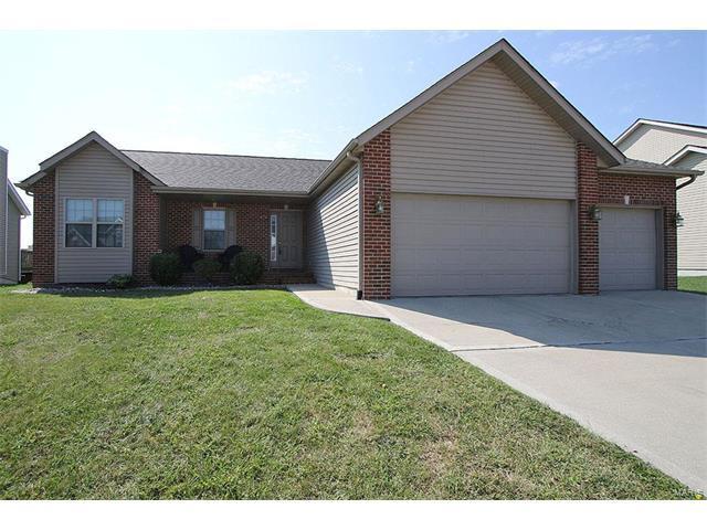 424 Chadwyck Drive, Glen Carbon, IL 62034 (#17074042) :: Fusion Realty, LLC
