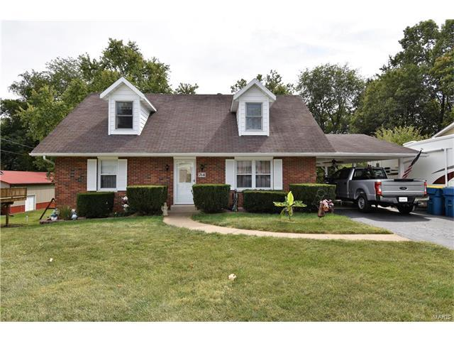714 Hi Point, Collinsville, IL 62234 (#17076496) :: Fusion Realty, LLC