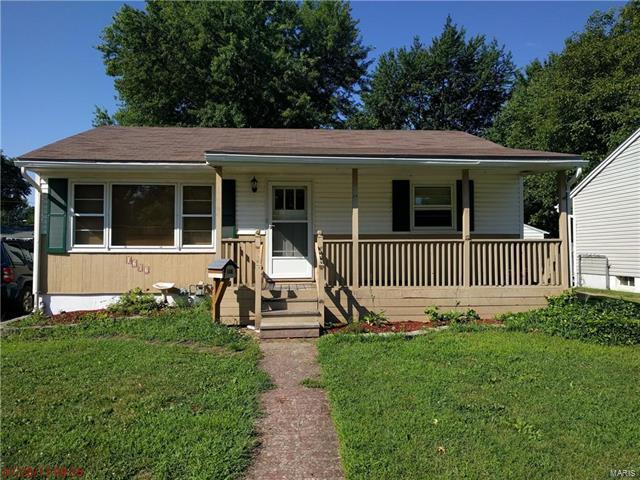 1636 Spring Avenue, Granite City, IL 62040 (#17077280) :: Fusion Realty, LLC