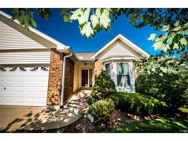3180 Country Bluff Drive, Saint Charles, MO 63301 (#17077336) :: Clarity Street Realty