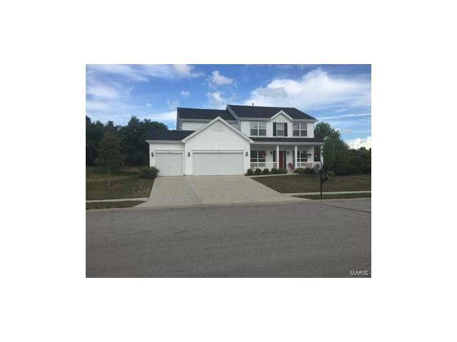 917 Thornridge Court, Caseyville, IL 62232 (#17078629) :: Fusion Realty, LLC