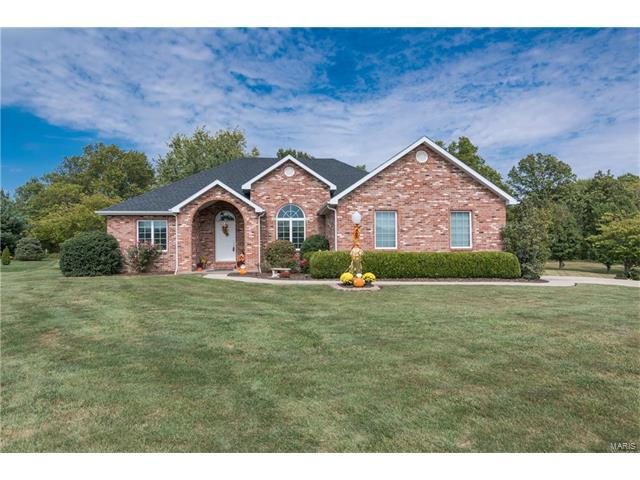 5 Zachary Court, Troy, IL 62294 (#17078848) :: Fusion Realty, LLC