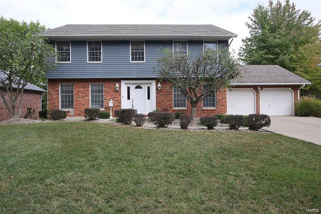 13 Pebble Hill, Belleville, IL 62223 (#17079097) :: Sue Martin Team