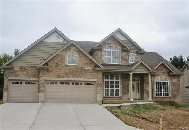 505 Auburn Trace Lane, Saint Peters, MO 63376 (#17081031) :: Clarity Street Realty