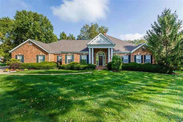 100 Ballas Court, St Louis, MO 63131 (#17084311) :: Clarity Street Realty