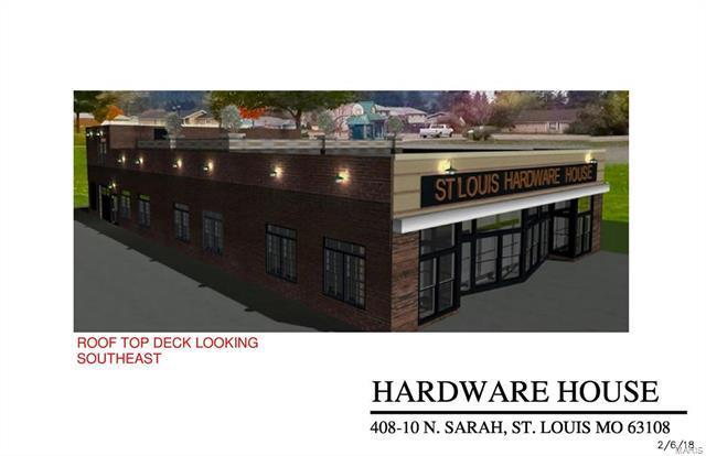 408 N Sarah Street, St Louis, MO 63108 (#17085205) :: PalmerHouse Properties LLC
