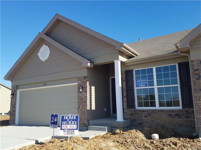 5330 Trailhead Court, Eureka, MO 63025 (#17086699) :: PalmerHouse Properties LLC