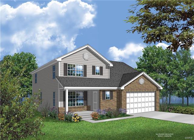 107 Shiloh Ridge Drive, Shiloh, IL 62221 (#17086986) :: PalmerHouse Properties LLC
