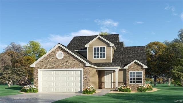 126 Wilson Creek Drive, Shiloh, IL 62221 (#17087030) :: PalmerHouse Properties LLC