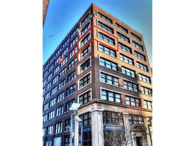 1619 Washington Avenue #704, St Louis, MO 63103 (#17088294) :: PalmerHouse Properties LLC