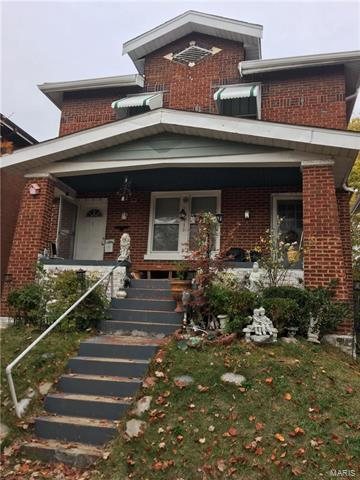 3655 Marceline, St Louis, MO 63116 (#17088327) :: Clarity Street Realty