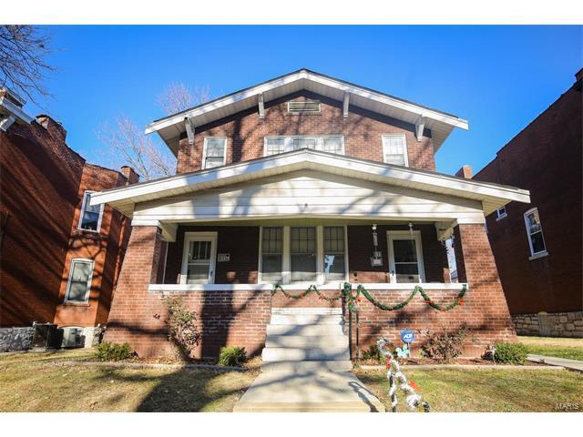 611 Dover, St Louis, MO 63111 (#17089705) :: Clarity Street Realty