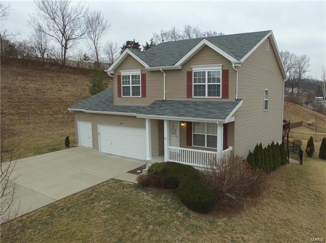 215 Mason Ridge, Arnold, MO 63010 (#17089786) :: Clarity Street Realty
