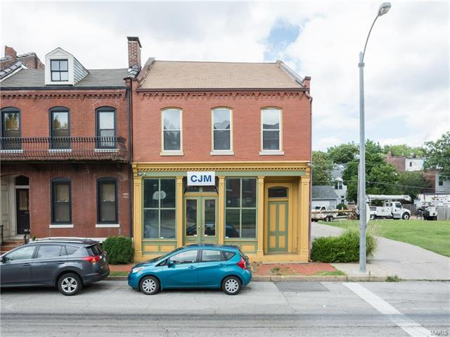 941 Park Avenue, St Louis, MO 63104 (#17089806) :: Clarity Street Realty