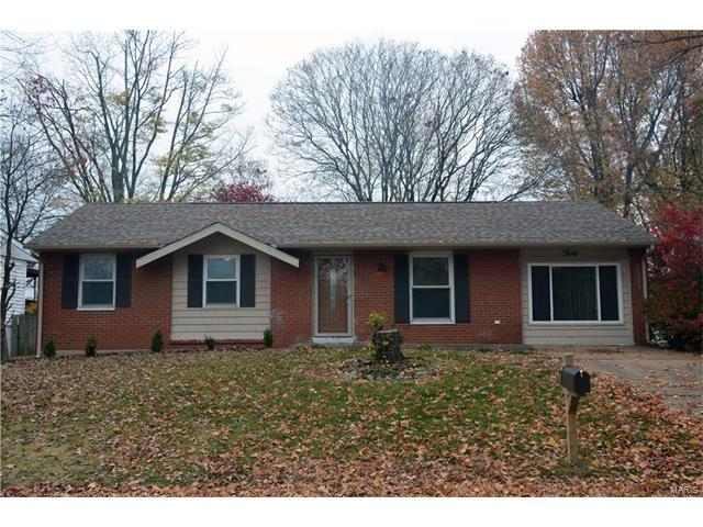 30 Potomac Drive, Fairview Heights, IL 62208 (#17090233) :: Fusion Realty, LLC