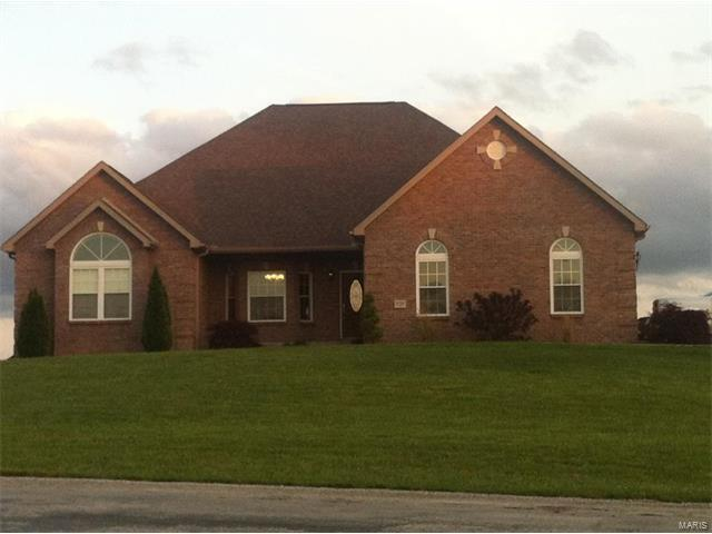 729 Tyler Branch, Perryville, MO 63775 (#17091155) :: Sue Martin Team