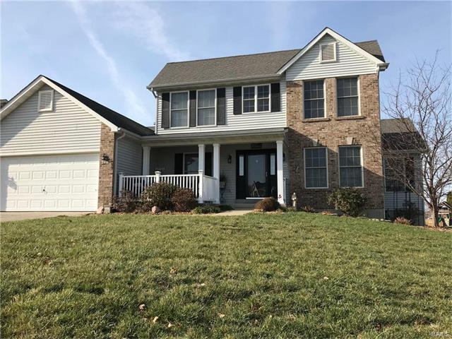 3531 Adler Court, Shiloh, IL 62221 (#17091715) :: Fusion Realty, LLC