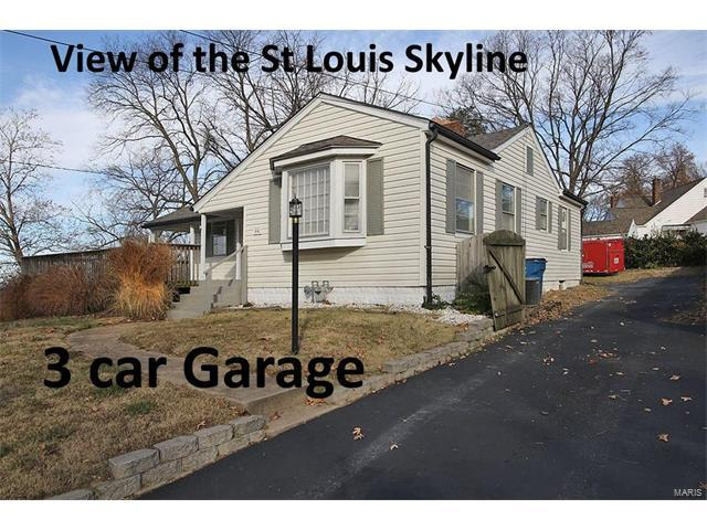 44 Grandview, Collinsville, IL 62234 (#17093165) :: Holden Realty Group - RE/MAX Preferred