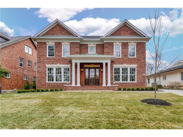 6336 Alexander, St Louis, MO 63105 (#17093871) :: Kelly Hager Group | Keller Williams Realty Chesterfield