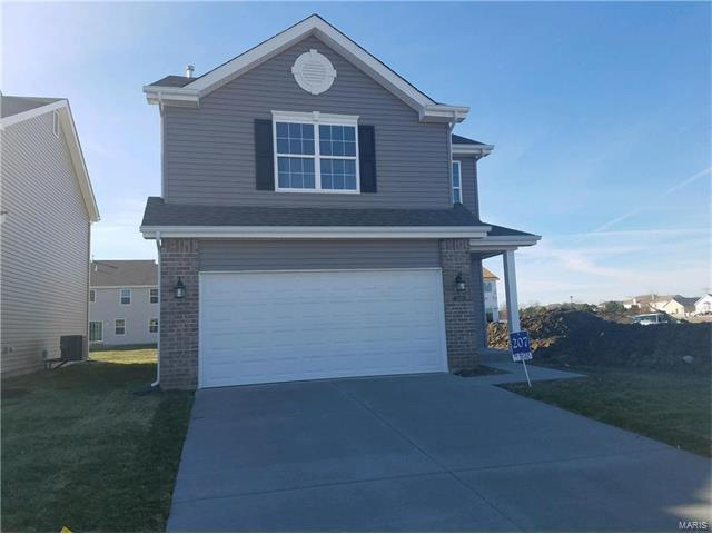 3320 Bentwater Place, Saint Charles, MO 63301 (#17094228) :: RE/MAX Vision