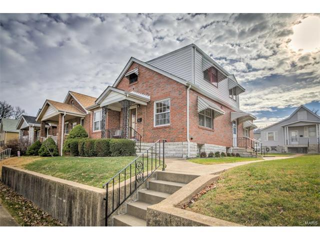 5634 Columbia Avenue, St Louis, MO 63139 (#17094266) :: RE/MAX Vision