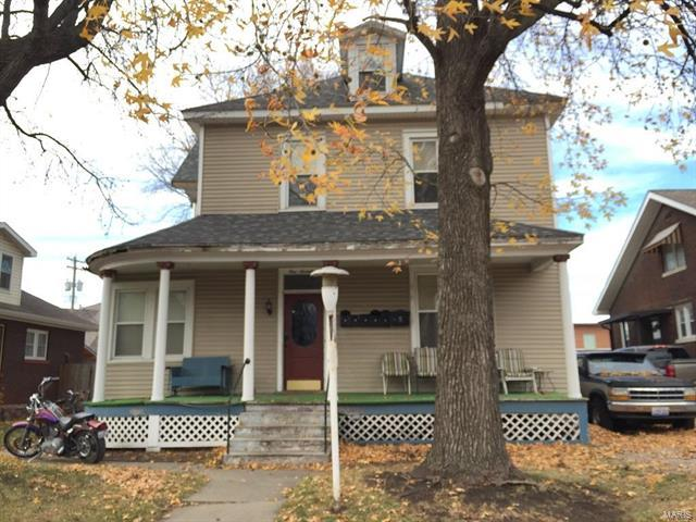 117 S Fourth Street, Dupo, IL 62239 (#17094347) :: Fusion Realty, LLC