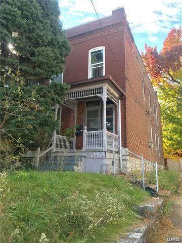 2040 Mclaran Avenue, St Louis, MO 63136 (#17094353) :: Sue Martin Team